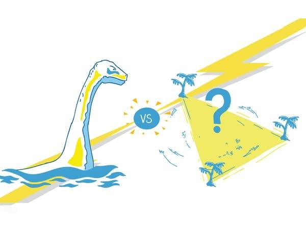 Smash Boom Best: Bermuda Triangle vs Loch Ness