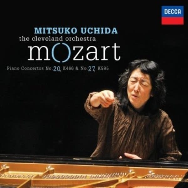 Mozart: Piano Concertos No. 20 and 27