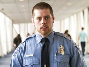 Minneapolis police officer Matthew Harrity