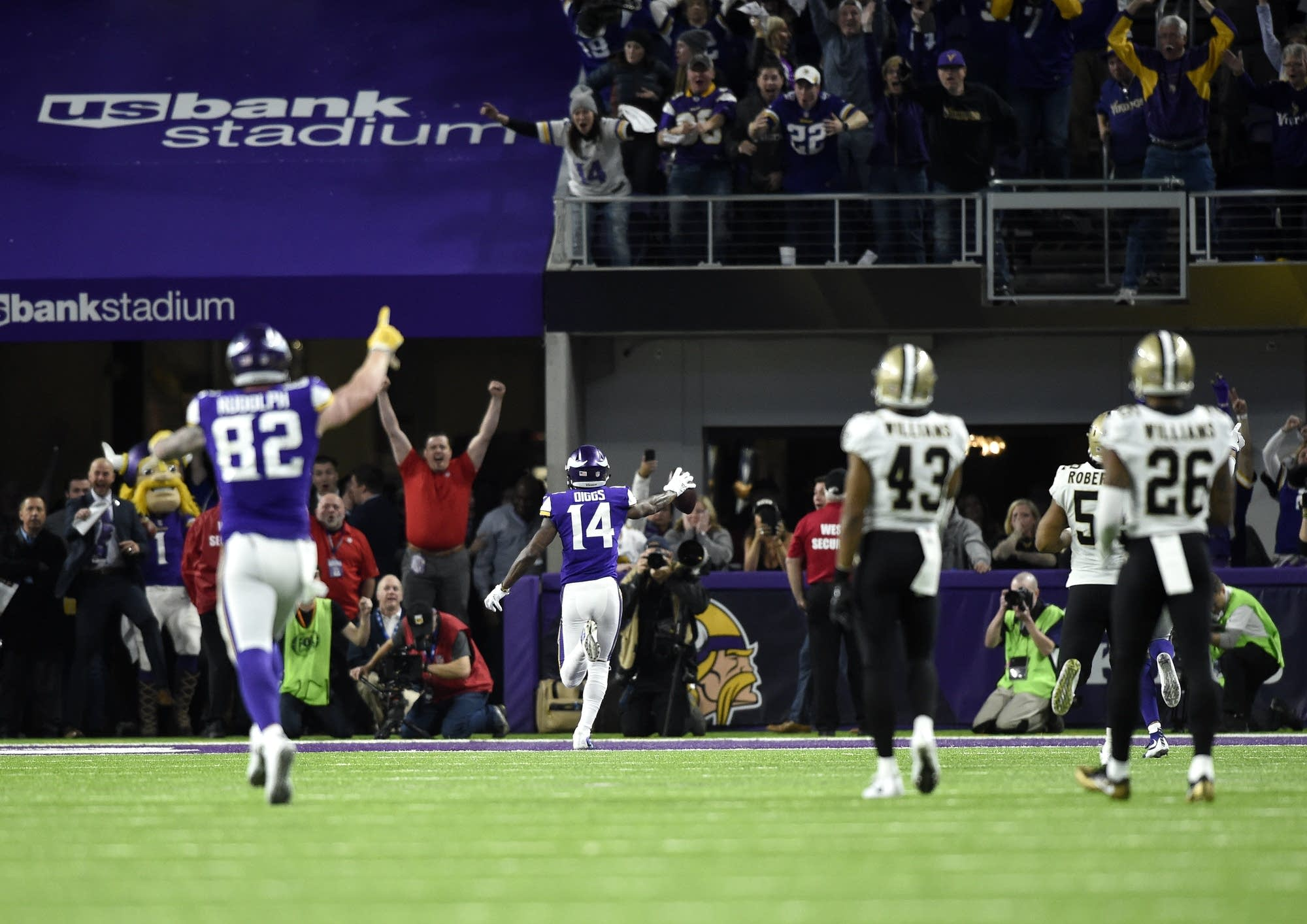 Karma bites Sean Payton for mocking Vikings fans