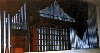 1957 Aeolian-Skinner organ at Georgetown Presbyterian Church, Washington DC