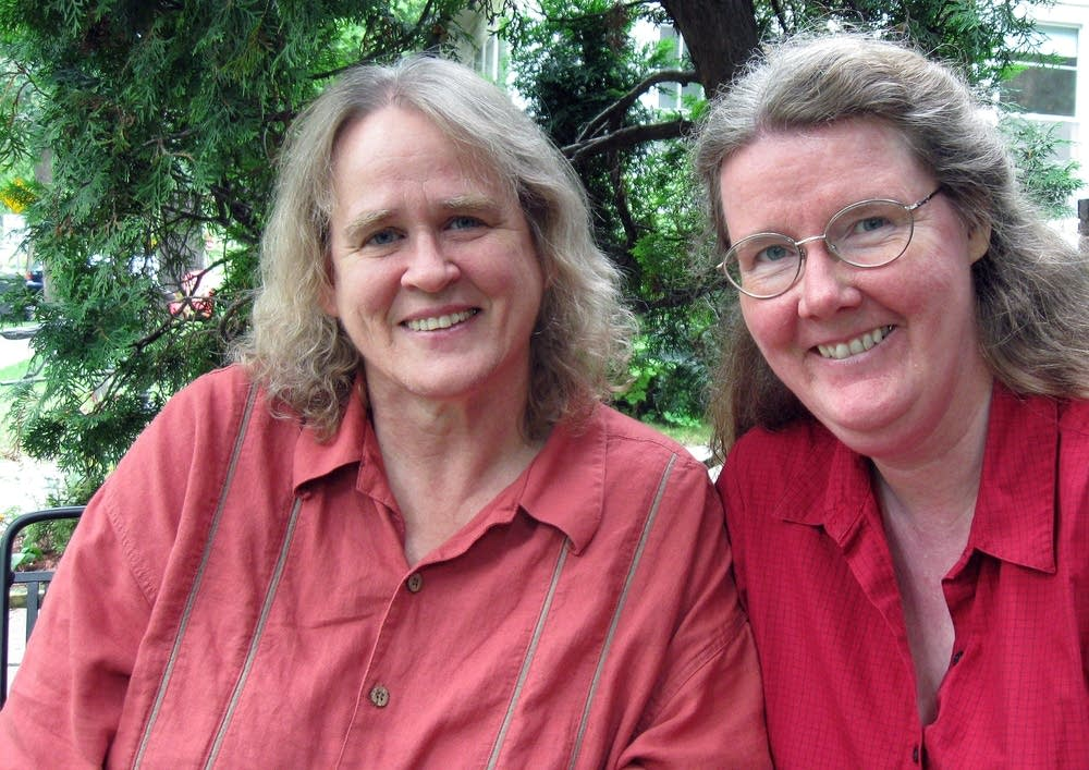 Ruth Frost, Phyllis Zillhart