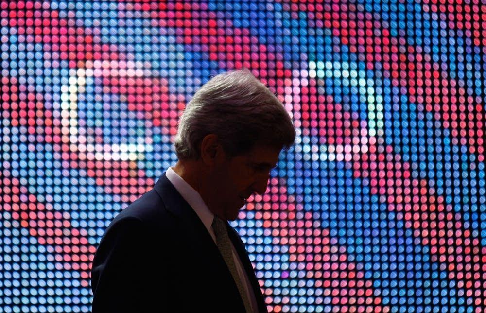John Kerry at the DNC
