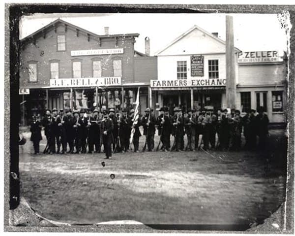 Company D, 1st Minnesota Regiment