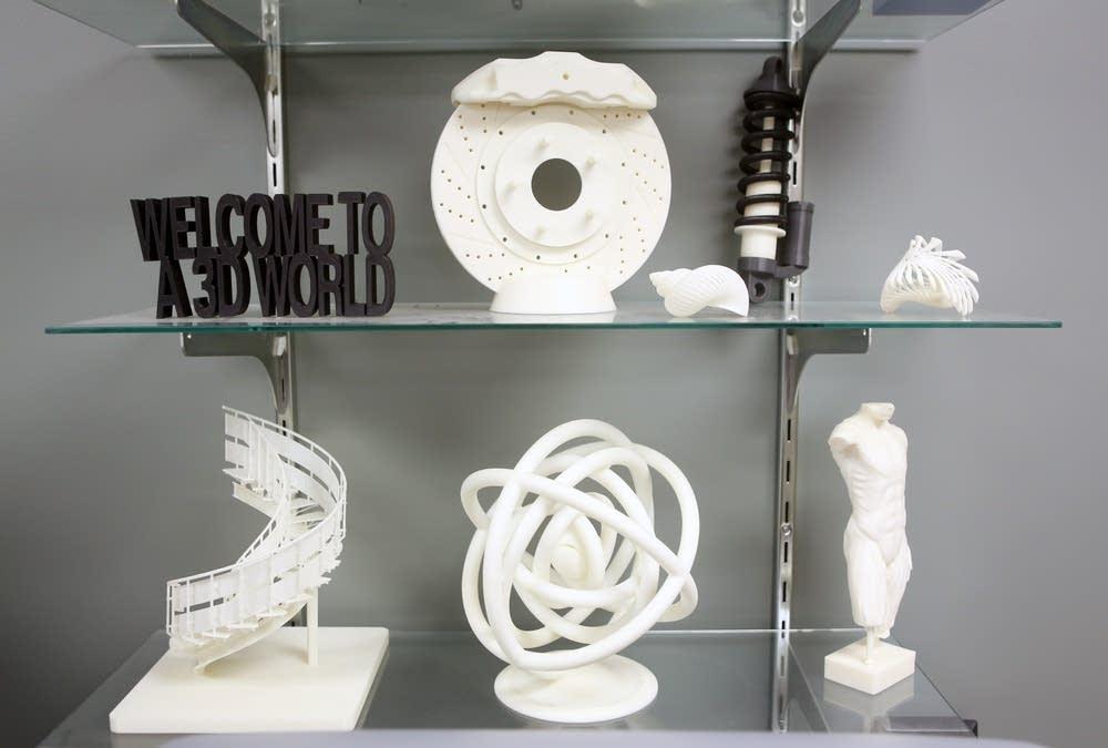 3-D printing models