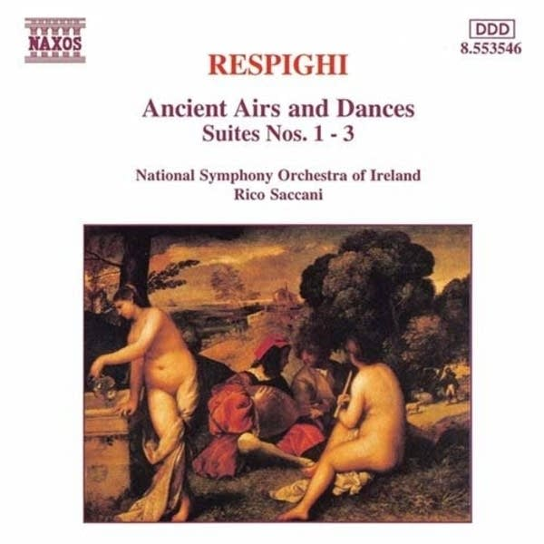 Ottorino Respighi - Ancient Airs and Dances Suite No. 2: Bergamasca