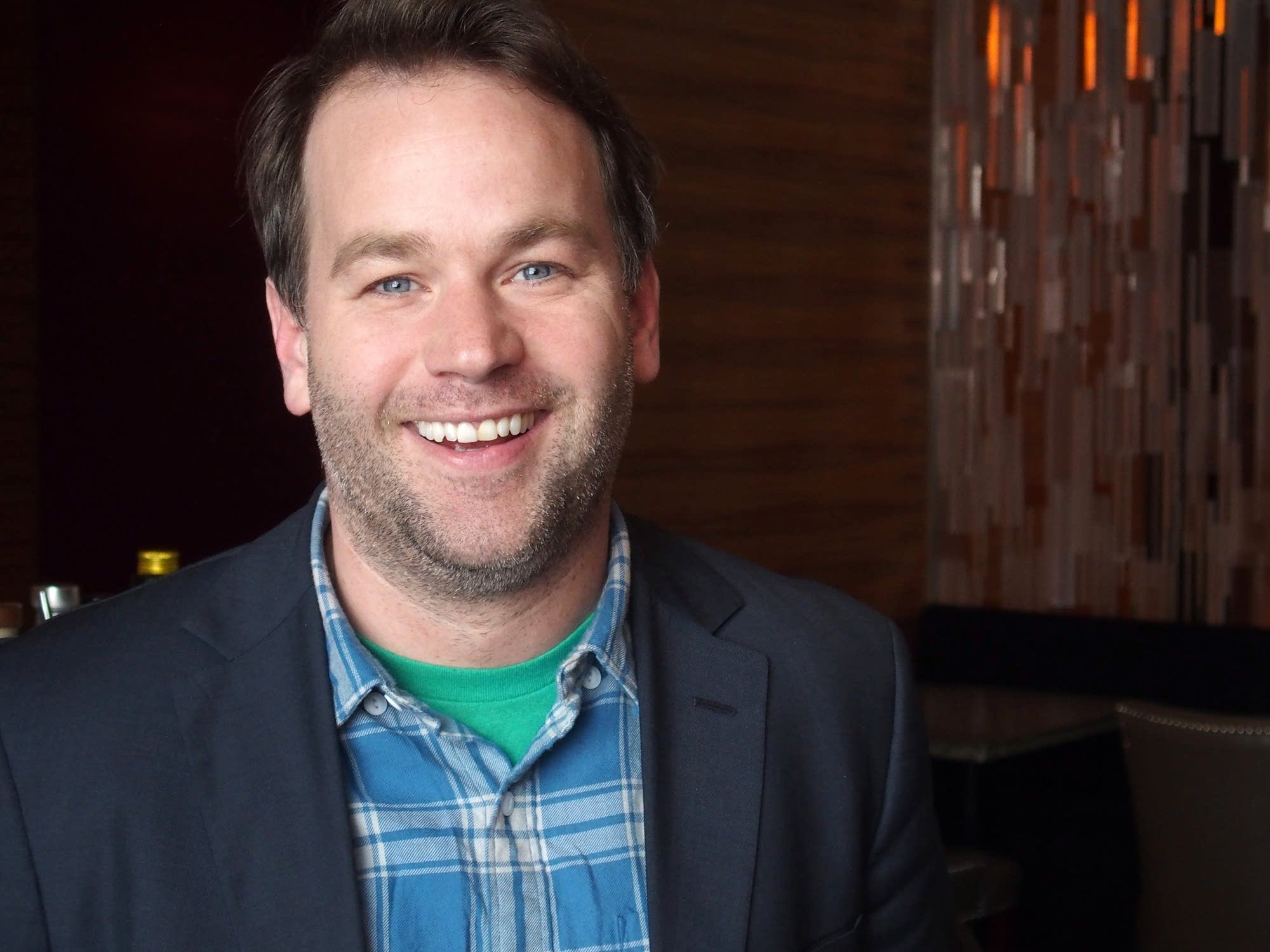 Mike Birbiglia wrote, directed and co-stars.
