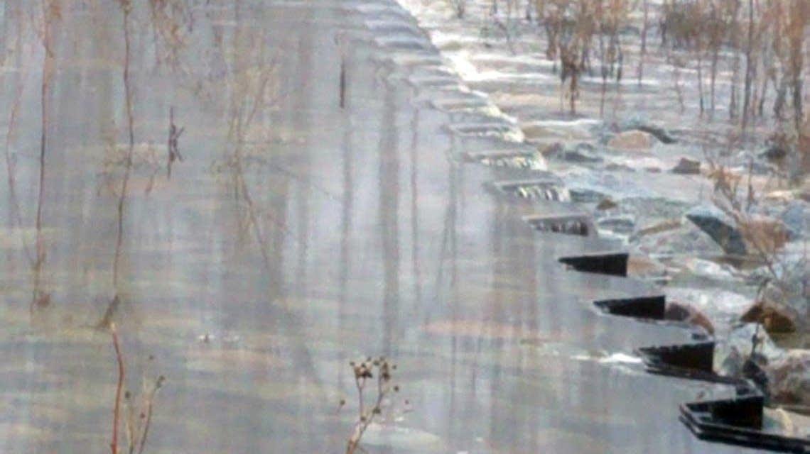 City of Roseau flood diversion