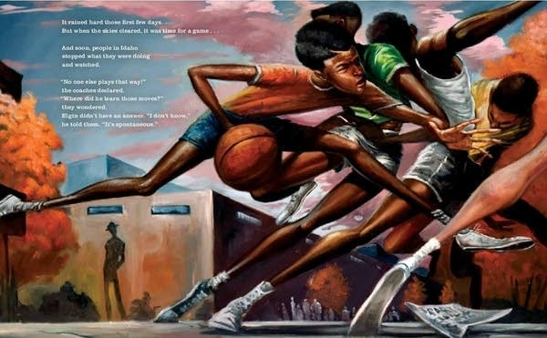 Sixty years on, an NBA story teaches about racial injustice | MPR News