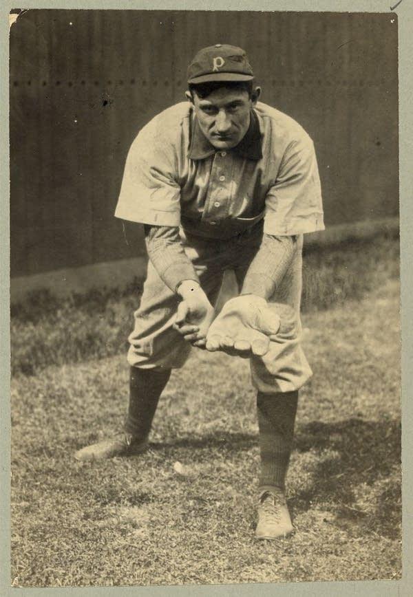 Honus Wagner, circa 1911