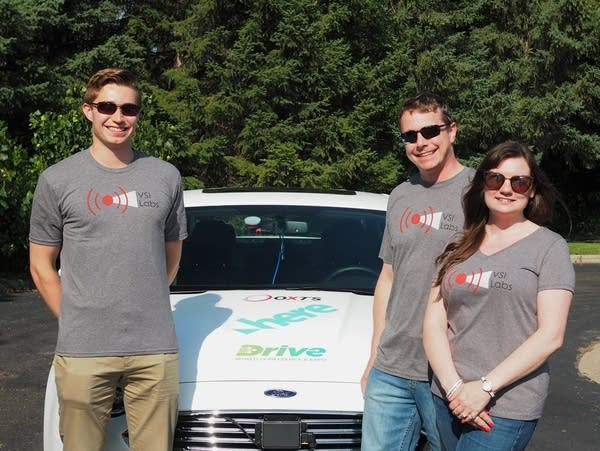 VSI Labs drivers display the automated vehicle