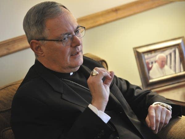 Roman Catholic Bishop Thomas Tobin
