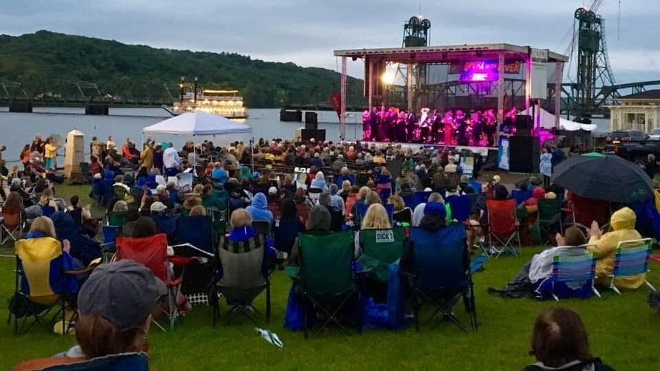 Opera on the River