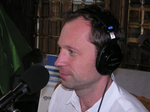 Minneapolis writer Dennis Cass