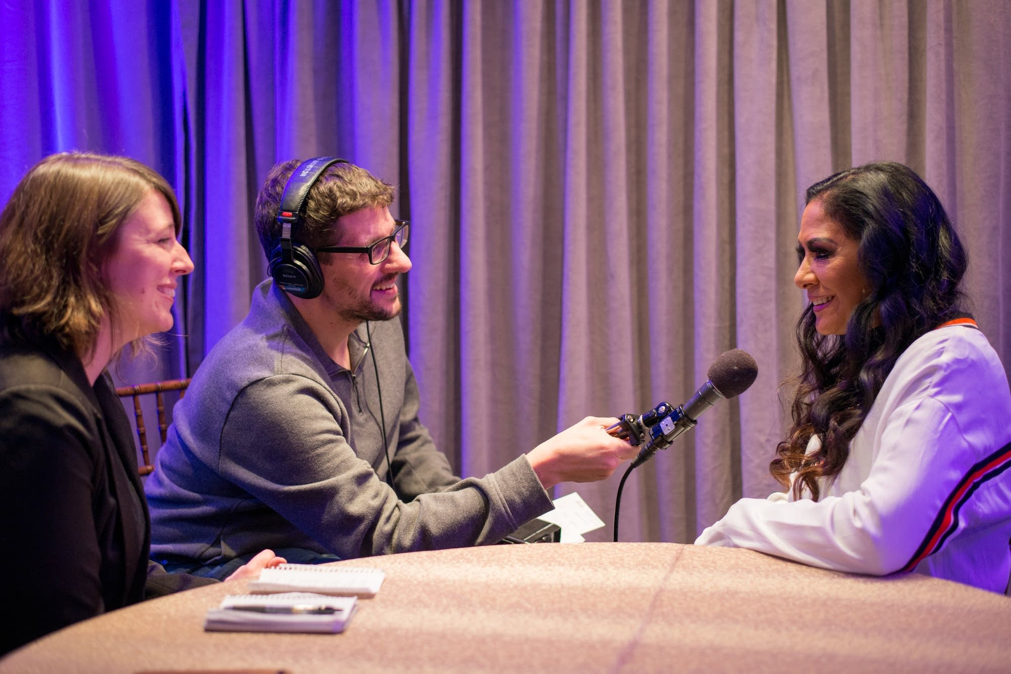 Sheila E speaks with MPR's Andrea Swensson and Tom Weber.