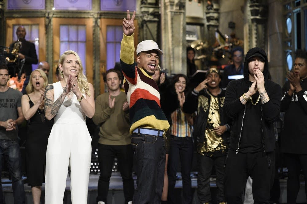 Chance the Rapper hosts 'Saturday Night Live'