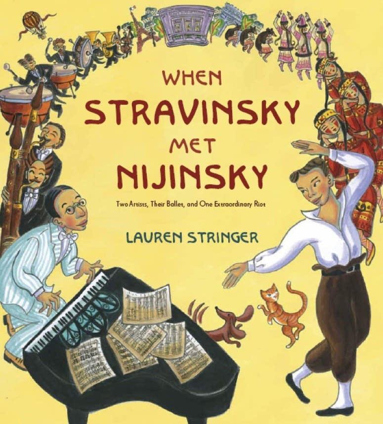 'When Stravinsky Met Nijinsky'