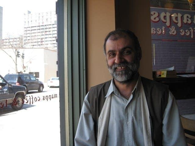 Arafat El-Bakri