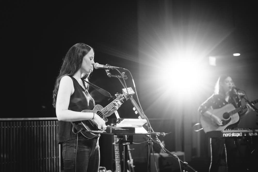 : The Staves