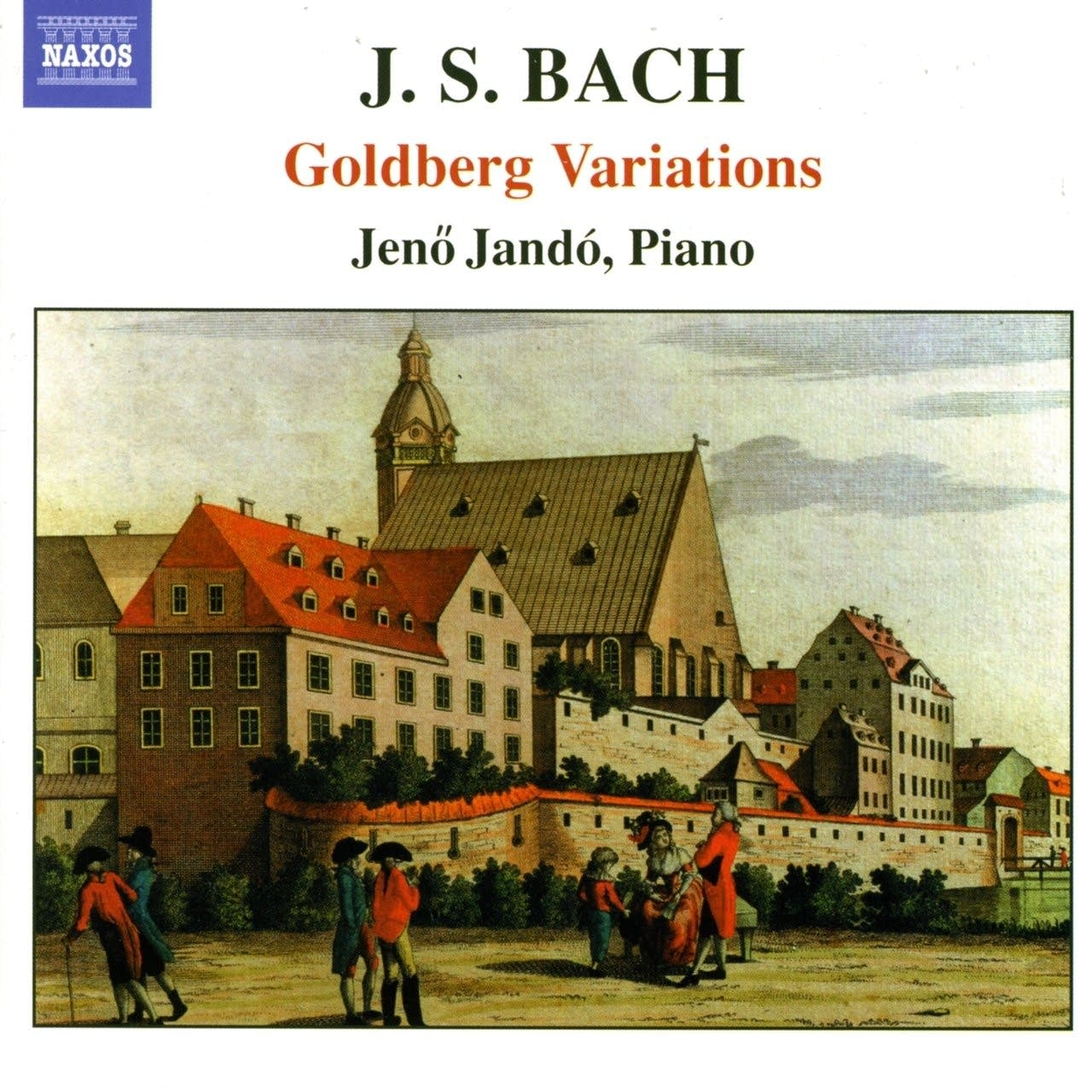 Johann Sebastian Bach - Goldberg Variations: Aria