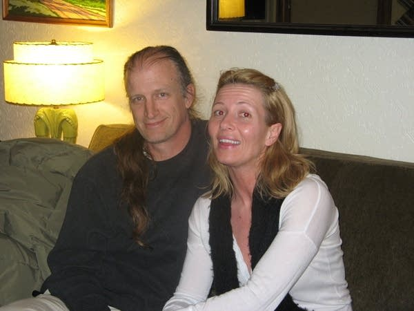 Evelyn and Gary Hill