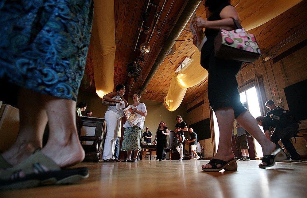 Minnesota Fringe attendees