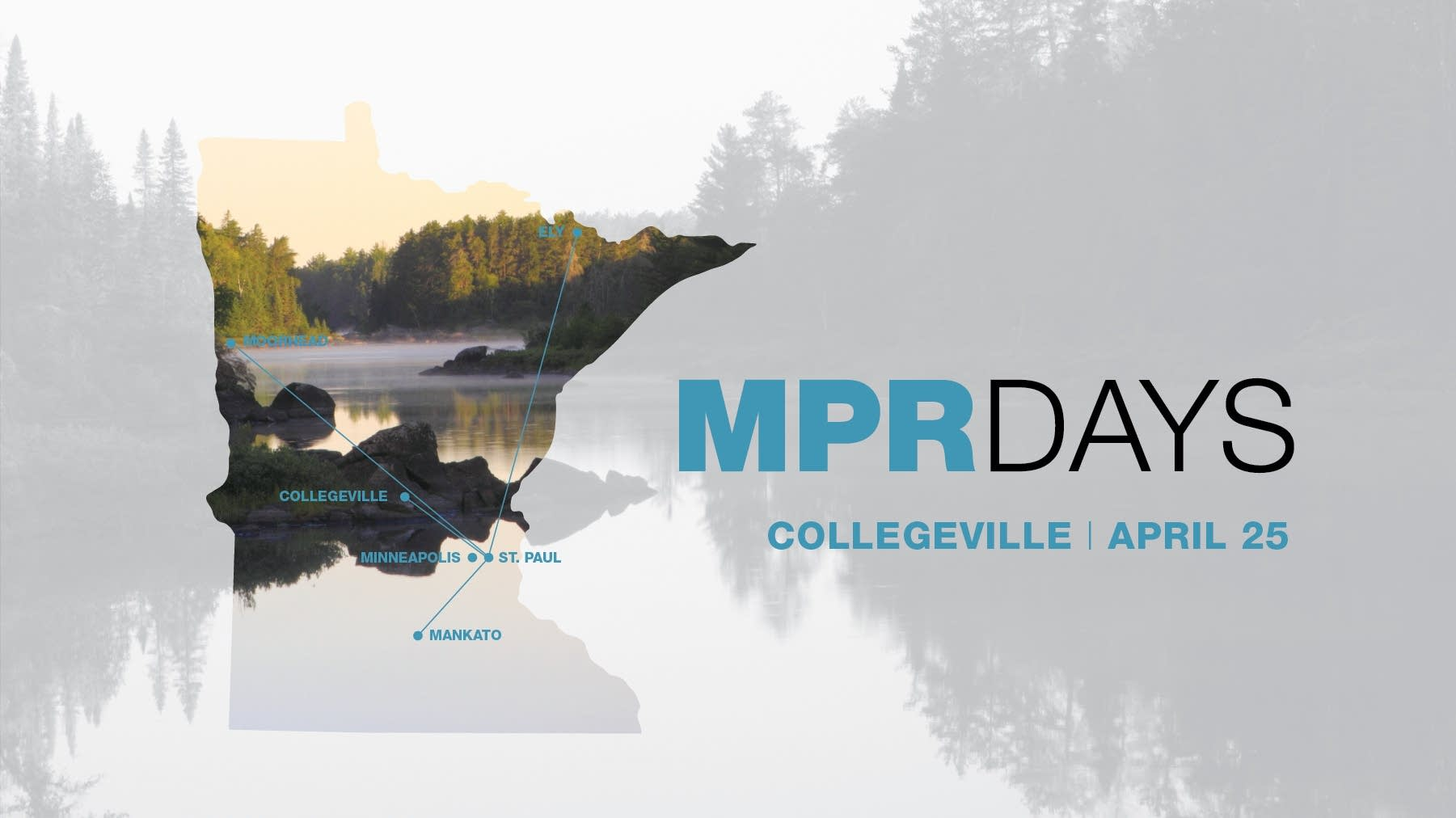 MPR Days in Collegeville, Minnesota