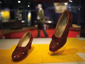 Smithsonian Ruby Slippers