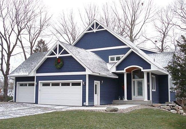Malene Houmaae's house