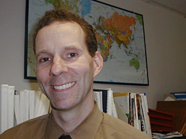 DEED's Bob Isaacson