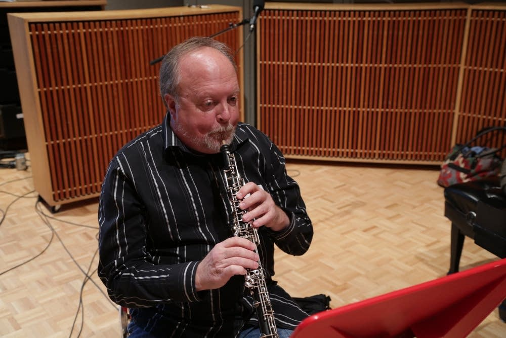 musical offering oboist john snow