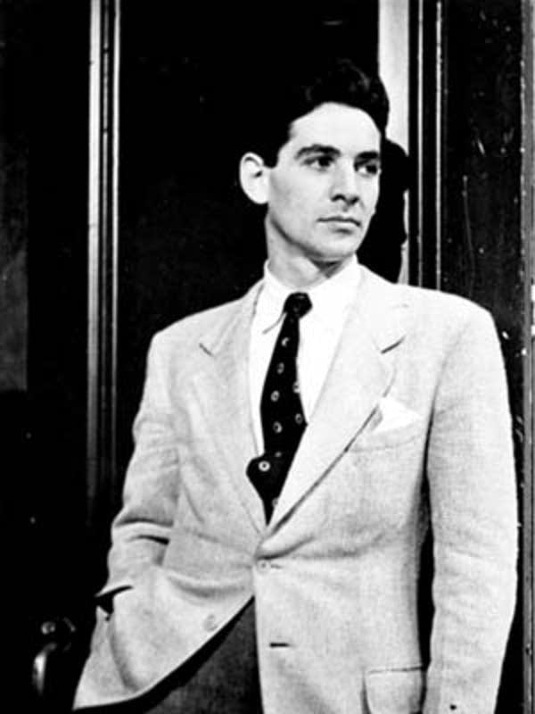Leonard Bernstein publicity photo from 1943