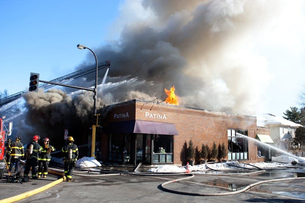 South Minneapolis fire