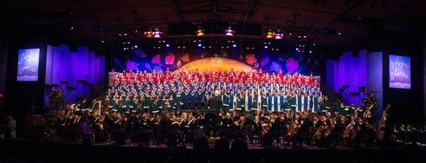 2016 st olaf christmas festival classical mpr - St Olaf Christmas Festival