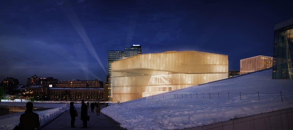 Oslo Public Library