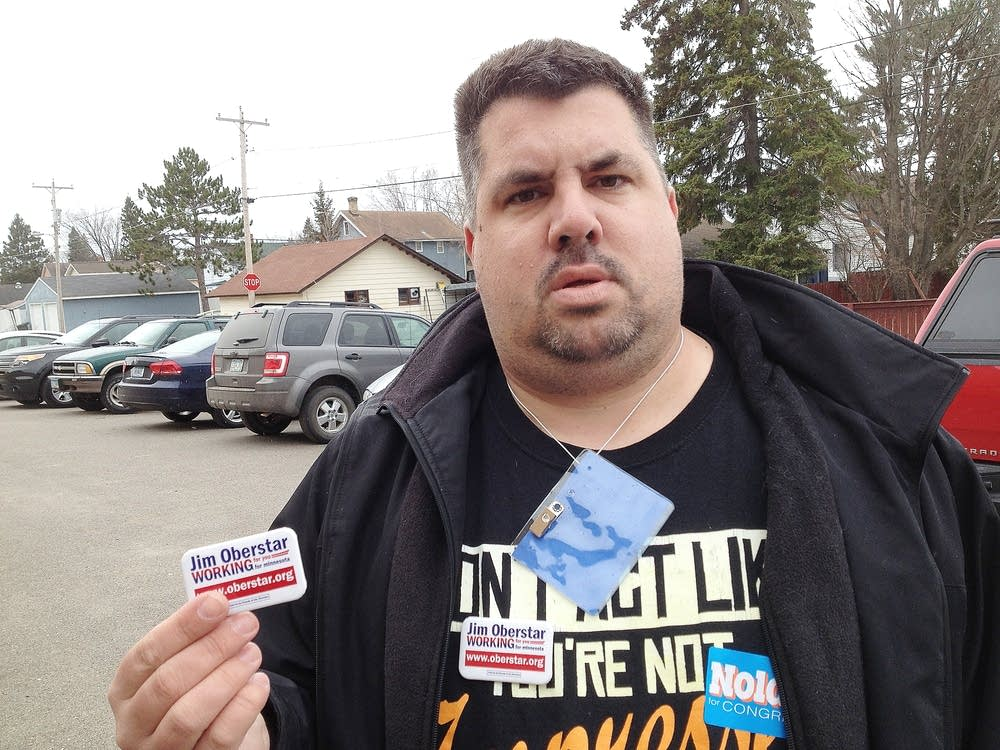 DFL delegate Joel Heller