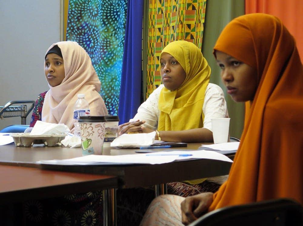 ''ServeSafe'' food class in Somali