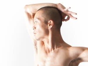 James Sewell Ballet Company member Shohei Iwahama