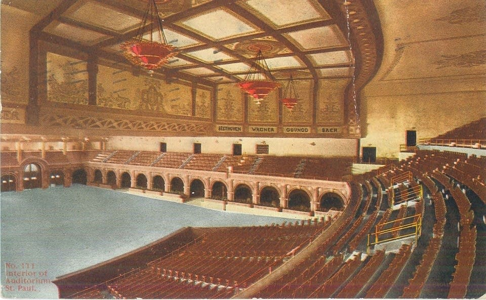 Saint Paul Auditorium