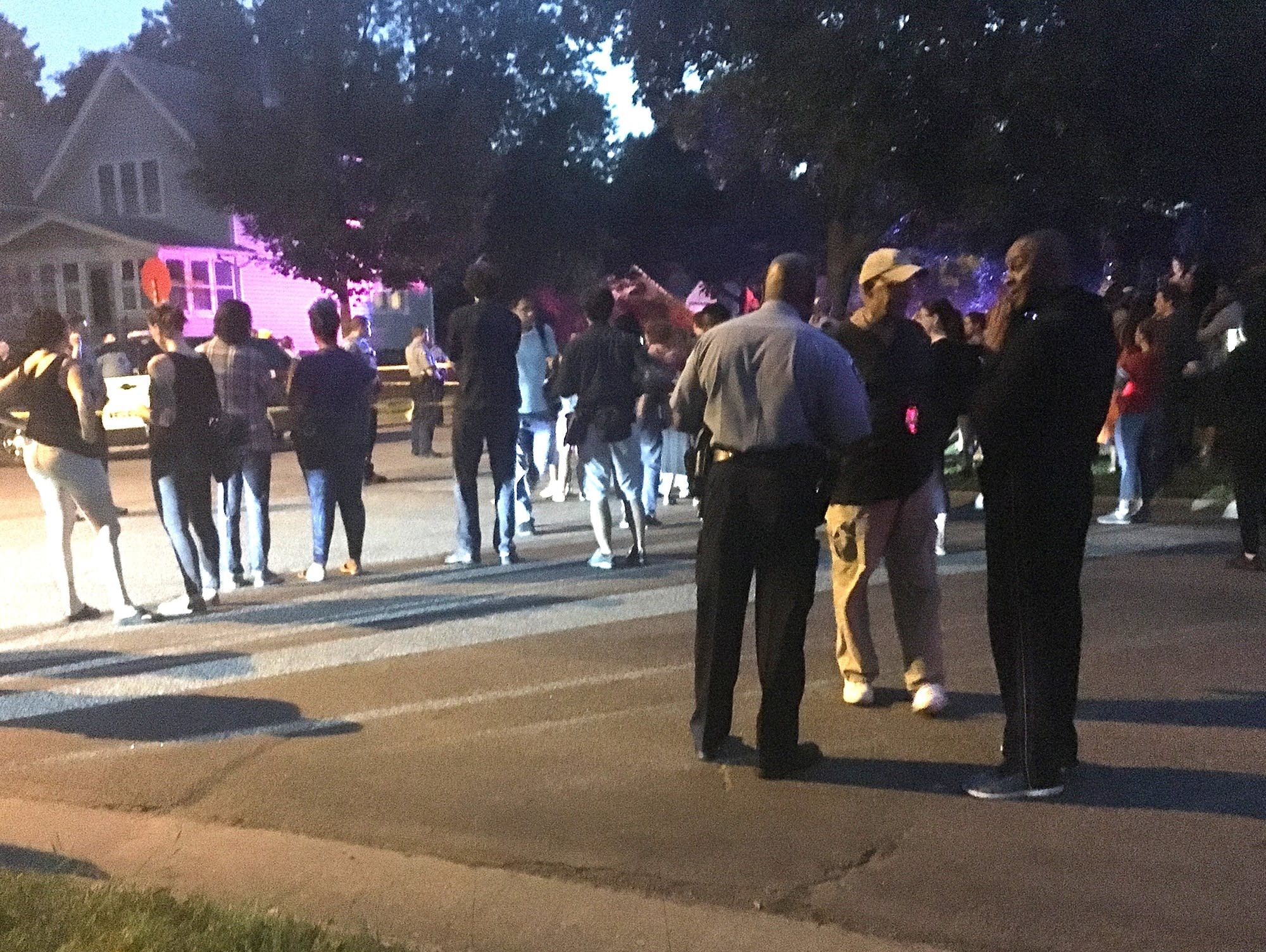 Minneapolis officer-involved shooting