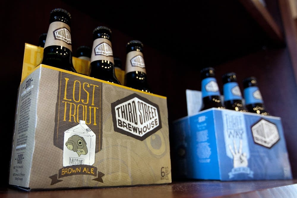 Lost Trout Brown Ale