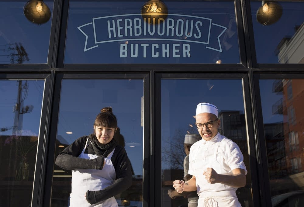 Vegan butchers