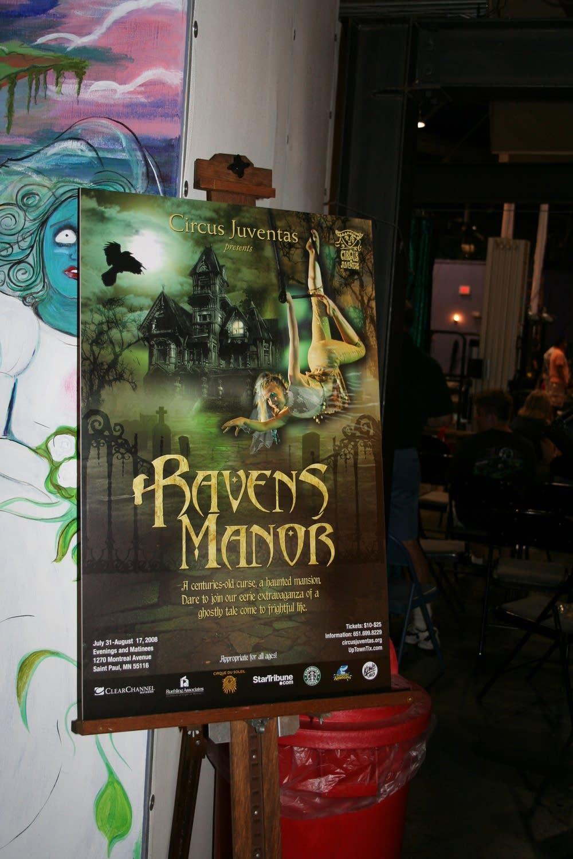 Raven's Manor