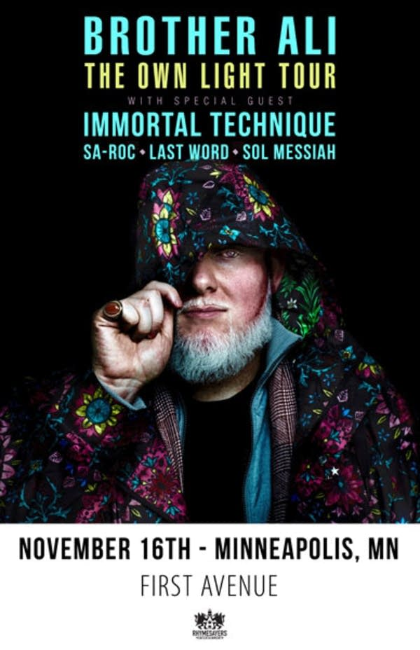 Brother Ali at First Avenue