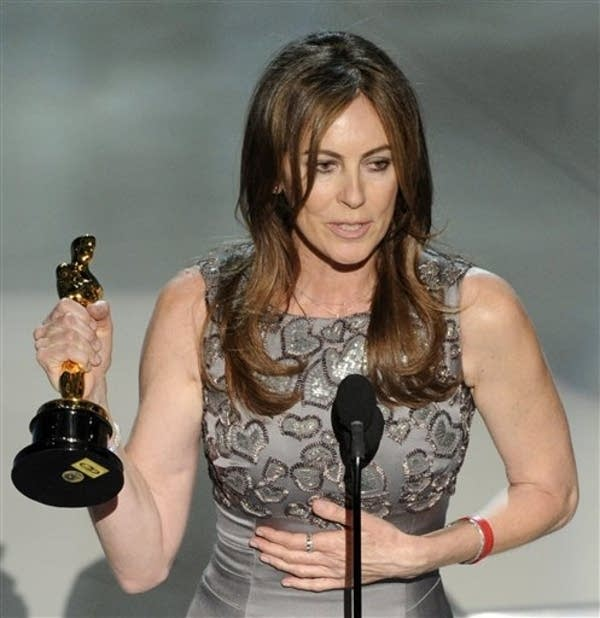 Kathryn Bigelow, best director