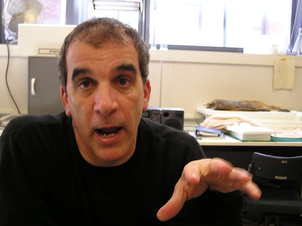 Mark Martell