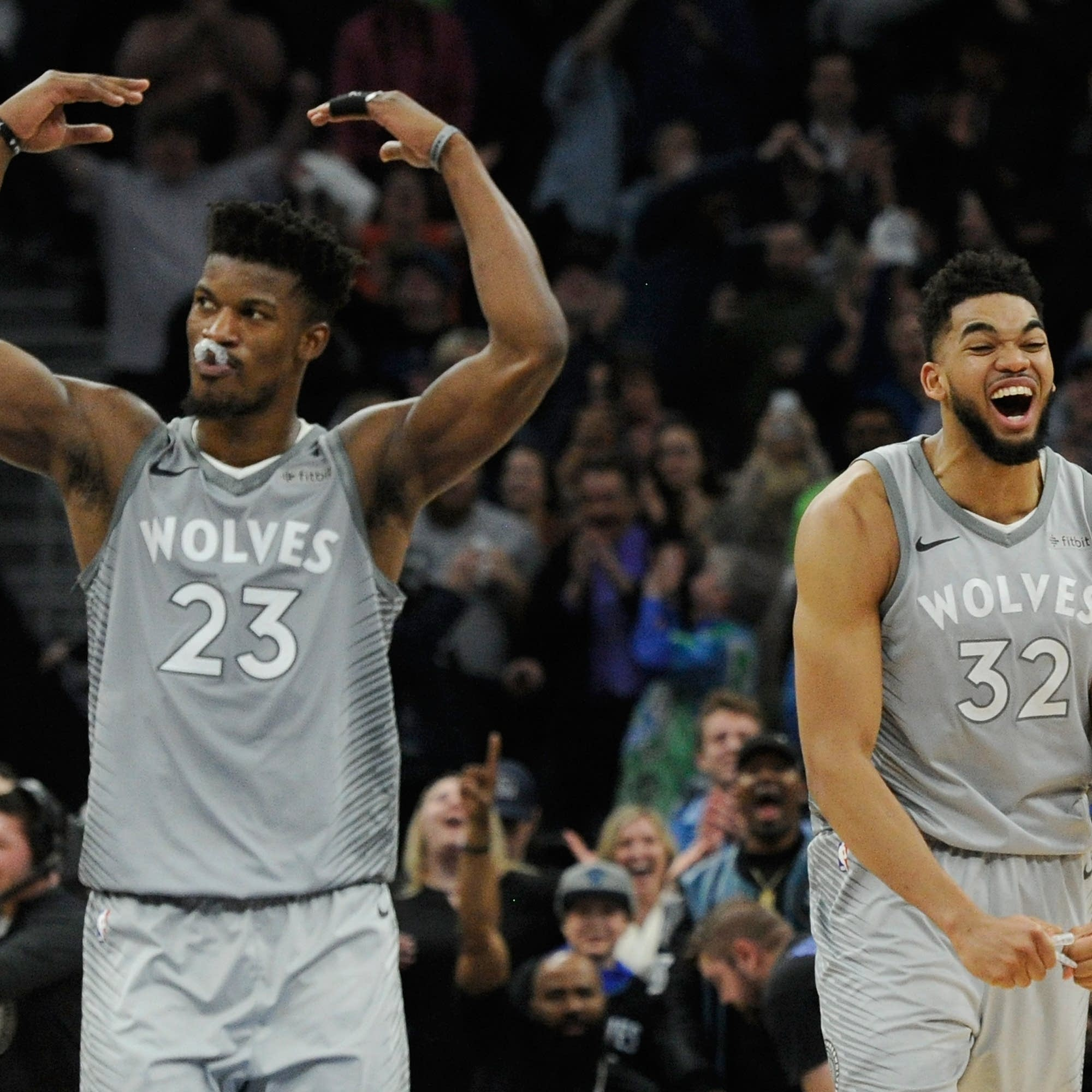 Butler Or Bust Here S Our Timberwolves Preview Mpr News
