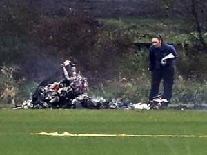 Lino Lakes helicopter crash