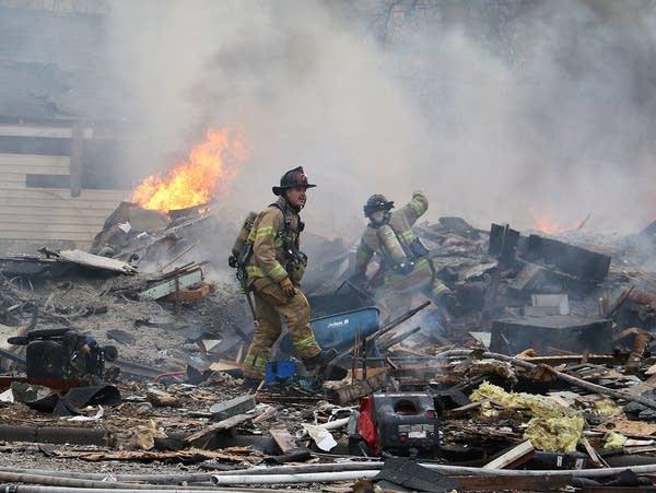St. Paul house explosion
