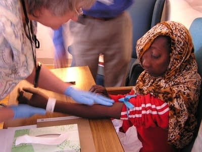 A fortuitous meeting and Minnesota doctors offer an Ethiopian woman